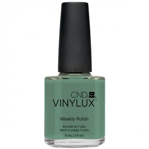 CND 167 лак недельный для ногтей / Sage Scarf VINYLUX 15 мл