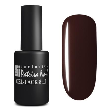 Купить PATRISA NAIL 184 гель-лак для ногтей, глубокие темные оттенки / Axios Gel 8 мл