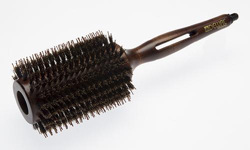 Dewal professional брашинг престиж, деревянный, нейлоновые