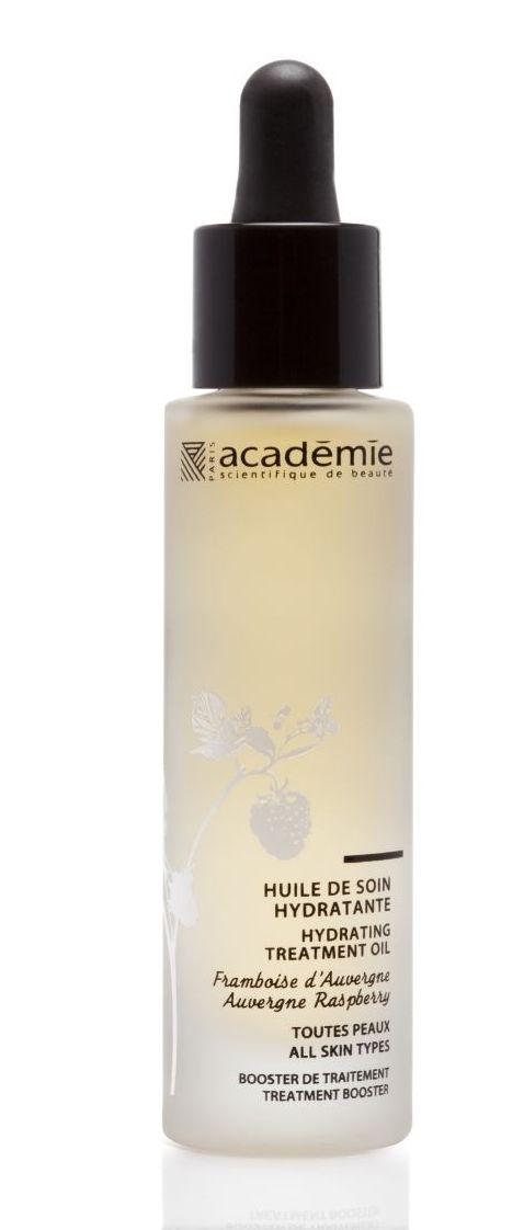 ACADEMIE Масло-уход увлажняющее / AROMATHERAPIE 30мл~Масла<br>Увлажняющее масло подойдет для сухой и обезвоженной кожи любого типа. Снимает проявления недостатка влаги в виде стянутости при сухом типе кожи и избыточного салоотделения при комбинированном и жирном типе кожи. Глубоко увлажняет, способствует удержанию влаги в коже. Результат: Свежая, сияющая, увлажненная кожа. Активные ингредиенты: растительный комплекс 10,015%: эссенциальное масло зелёного корсиканского мирта, абсолют прованской майской розы, экстракт овернской малины, экстракт французского персика, экстракт императы цилиндрической 3%. Способ применения:&amp;nbsp;несколько капель масла нанести на очищенную кожу лица и шеи массажными движениями. Используйте в качестве интенсивного ухода под дневной и ночной крем.<br>