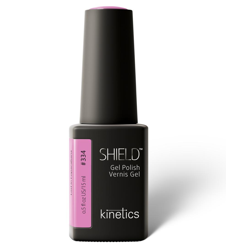 KINETICS 334N гель-лак для ногтей / SHIELD 15 мл