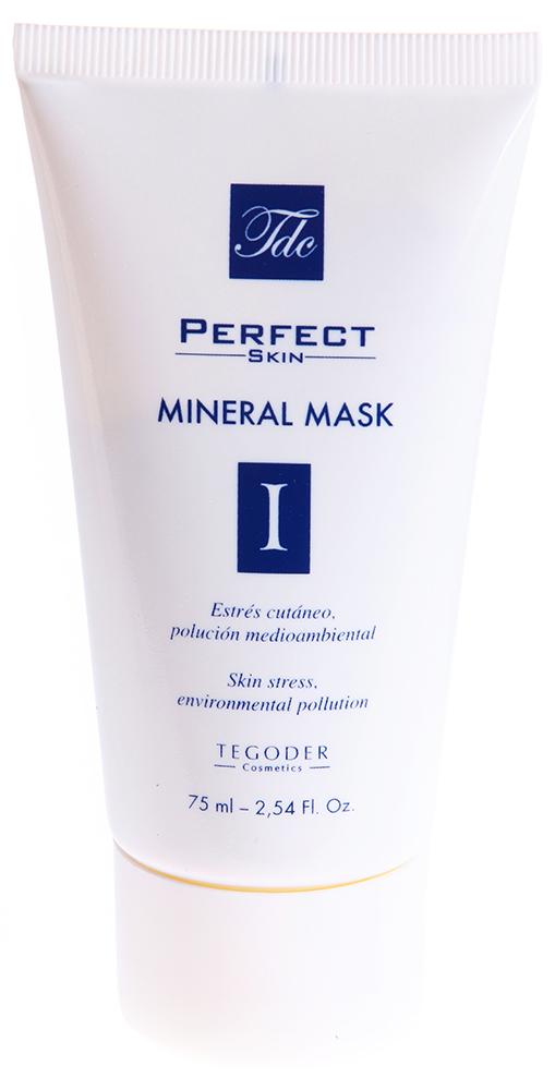 TEGOR Маска с минералами для сухой и чувствительной кожи / PERFEKT SKIN 75мл