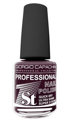 Купить GIORGIO CAPACHINI 81 лак для ногтей / 1-st Professional 16 мл, Фиолетовые