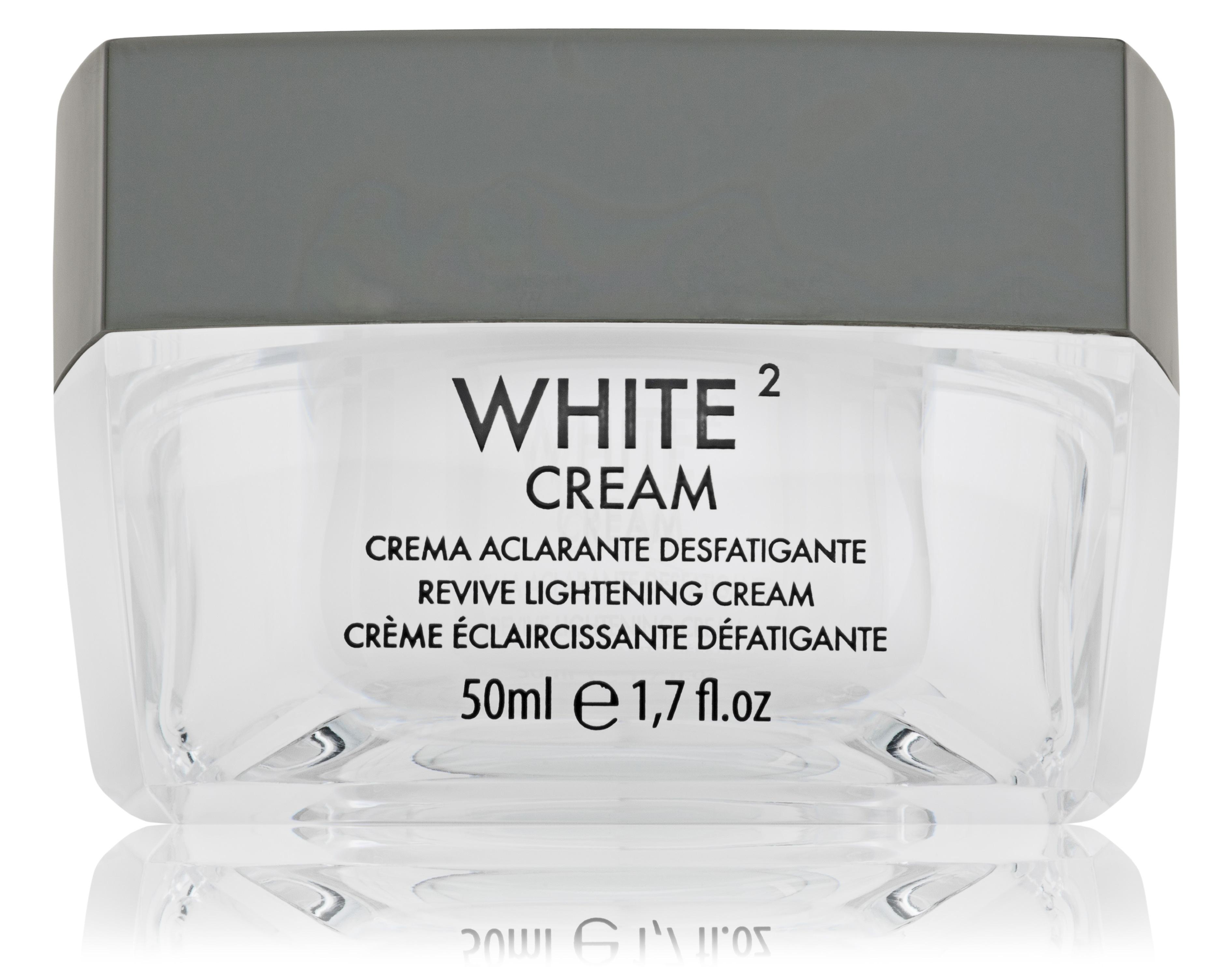 LEVISSIME Крем осветляющий SPF 20 / White 2 Cream 50 мл -  Кремы