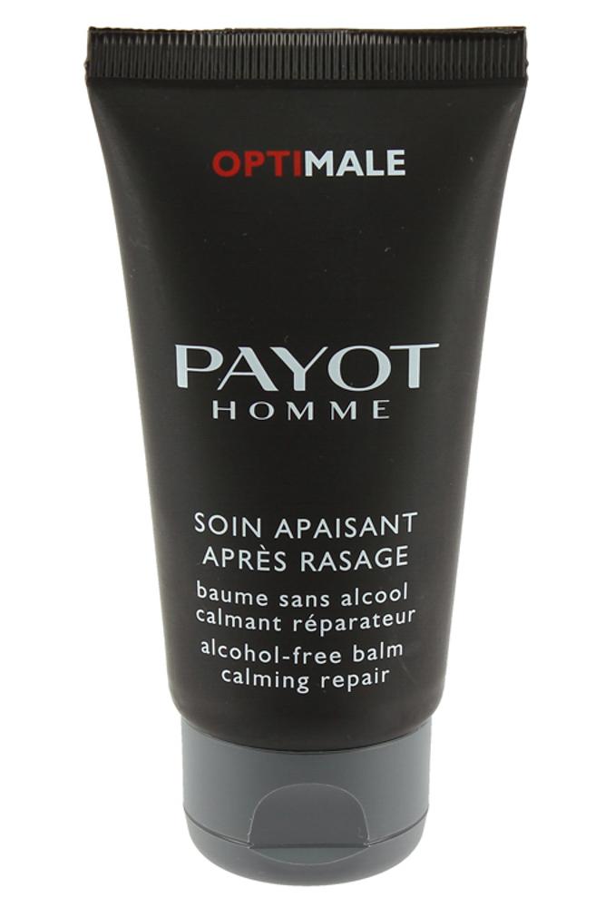PAYOT Бальзам успокаивающий после бритья, без парабена / OPTIMALE 50 мл - Бальзамы