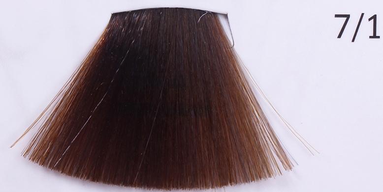 WELLA 7/1 блонд пепельный краска д/волос / Koleston Perfect Innosense 60мл
