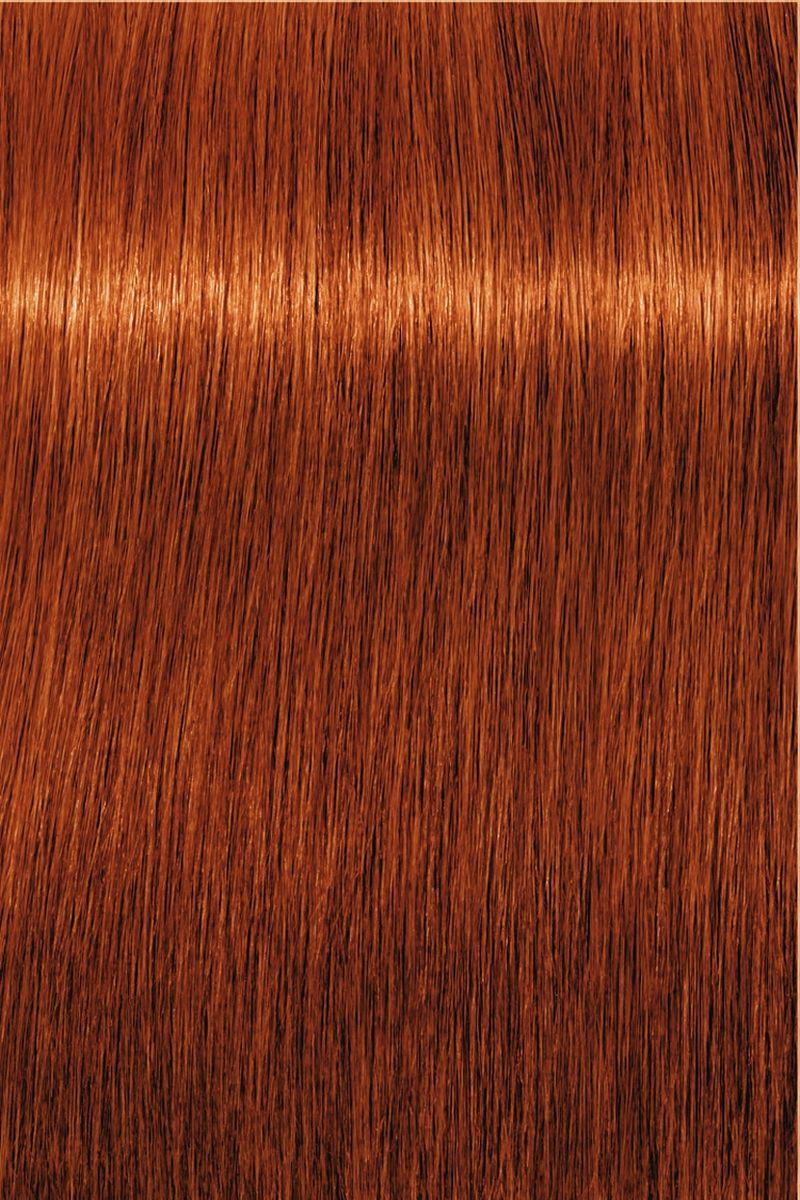 Купить INDOLA 7.44 краситель перманентный, средний русый интенсивный медный / RED&FASHION 60 мл
