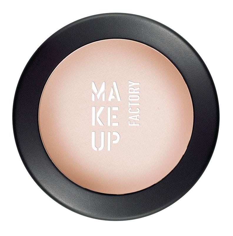 Купить MAKE UP FACTORY Тени одинарные матовые для глаз, 35 натуральная кожа / Mat Eye Shadow 3 г