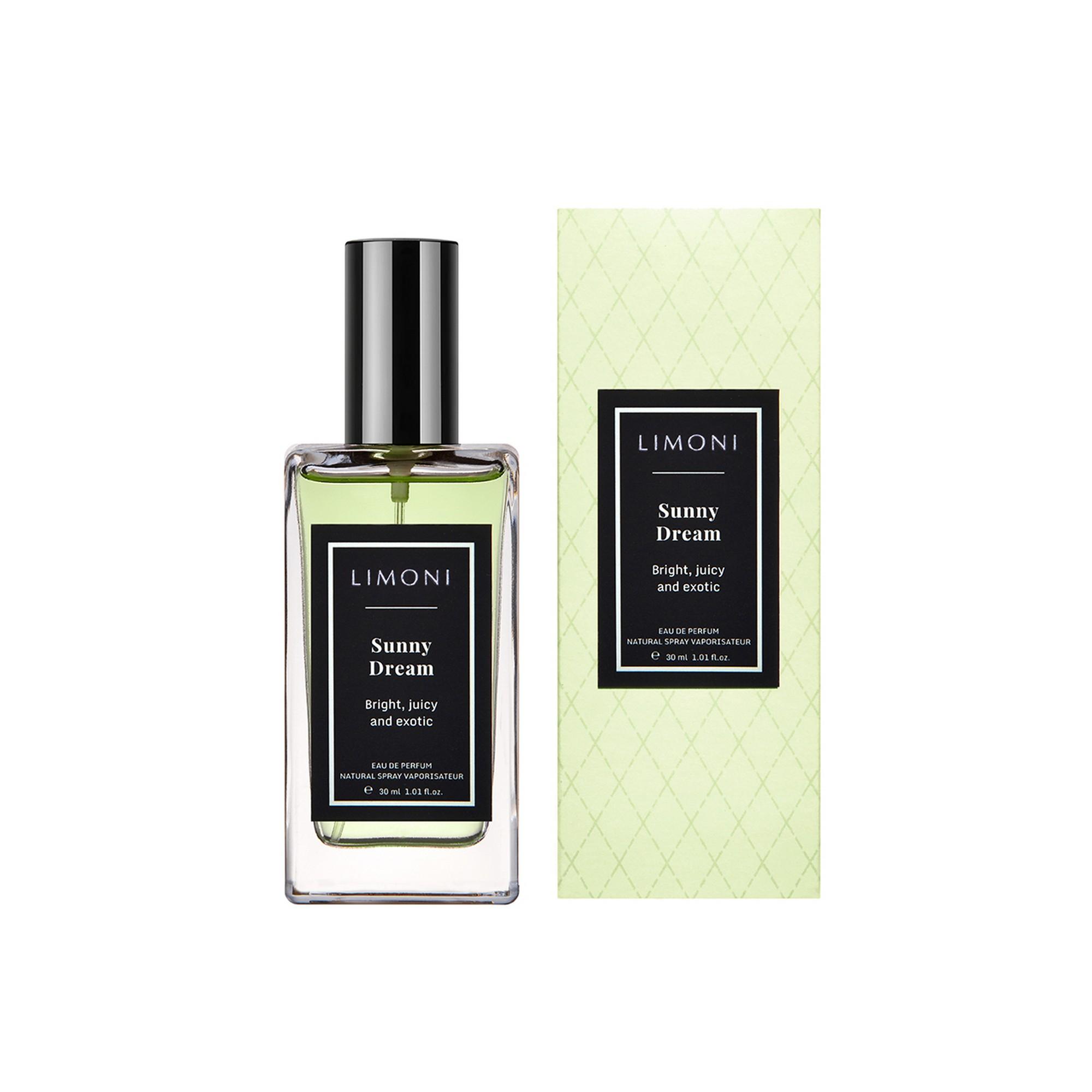 LIMONI Вода парфюмерная / Sunny Dream Eau de Parfum 30 мл