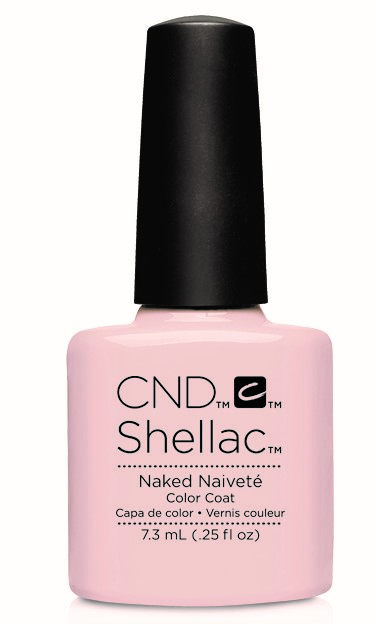 CND 90857 покрытие гелевое Naked Naivete / SHELLAC Contradictions 7,3мл meziere wp101b sbc billet elec w p