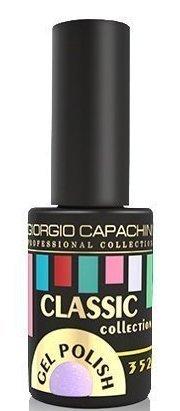 GIORGIO CAPACHINI 352 гель-лак трехфазный для ногтей / Classic 7 мл.