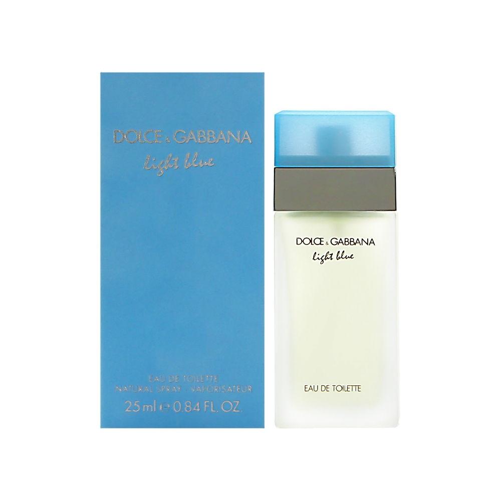 Купить DOLCE&GABBANA Вода туалетная женская Dolce&Gabbana Light Blue 25 мл