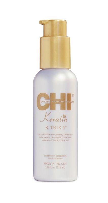 CHI Эмульсия разглаживающая с кератином для волос 115 мл -  Эмульсии