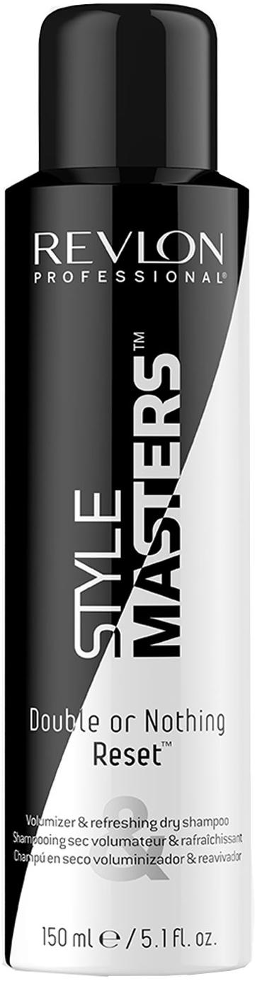 REVLON Professional Шампунь сухой освежающий прическу и придающий объем волосам / STYLE MASTERS DORN RESET 150 мл