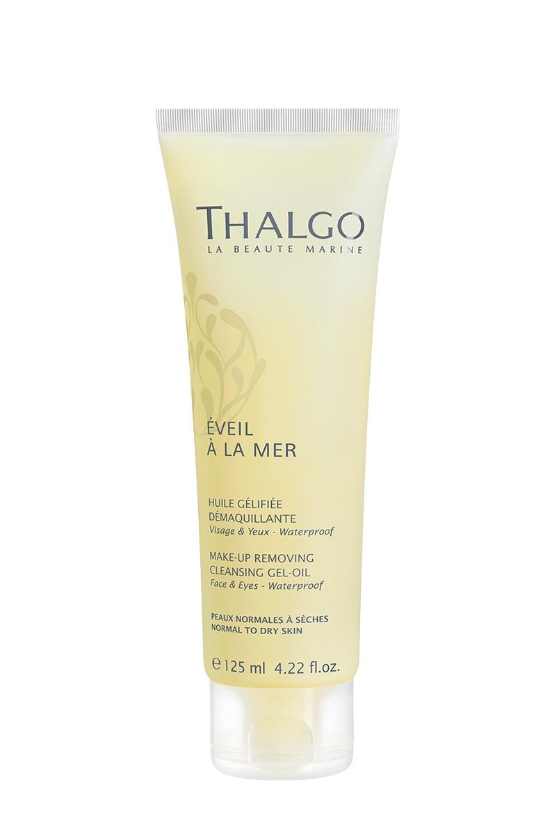Купить THALGO Гель-масло трансформирующееся для снятия макияжа / EVEIL A LA MER 125 мл