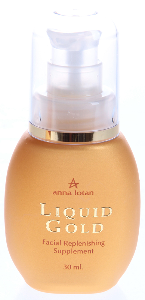 ANNA LOTAN Капли Золотые / Facial Replenishing Supplement LIQUID GOLD 30мл