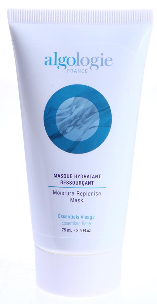 ALGOLOGIE Маска восстанавливающая увлажняющая 75млМаски<br>Кремообразная маска розового цвета для сухой, обезвоженной и увядающей кожи с гиперкератозом. Действие: оказывает интенсивное увлажняющее и противовоспалительное действие, значительно смягчает кожу, восстанавливает гидролипидный барьер, укрепляет межклеточный  цемент , уменьшает шелушение. Активные ингредиенты: витамин F, экстракт ламинарии, фитопланктон, кукурузное масло. Домашнее применение: нанесите Крем-маску на очищенную кожу лица и шеи, включая область вокруг глаз. Оставьте на 15 минут, смойте теплой водой. Применяйте 1-2 раза в неделю. При значительной дегидратации можно использовать до 3-х раз в неделю.<br><br>Объем: 75<br>Вид средства для лица: Восстанавливающий