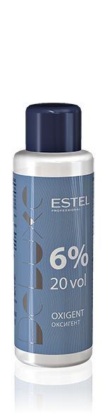 ESTEL PROFESSIONAL Оксигент 6% / DE LUXE 60мл estel professional в белгороде