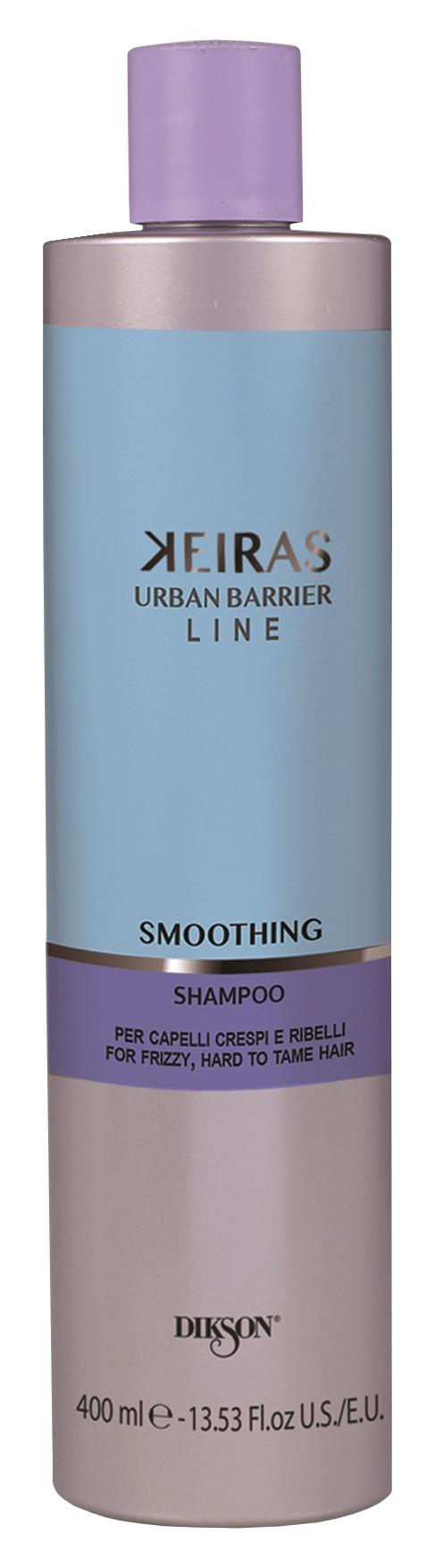 Купить DIKSON Шампунь для непослушных волос / KEIRAS SHAMPOO FOR FRIZZY, HARD TO TAME HAIR 400 мл