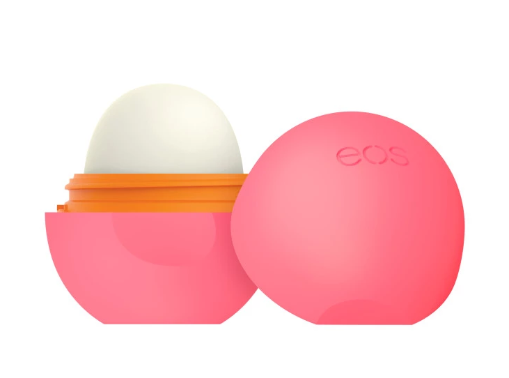 Купить EOS Бальзам для губ, клубника и персик / Strawberry Peach 7 г