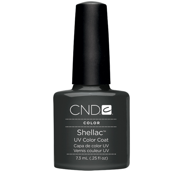 CND 031 покрытие гелевое Asphait / SHELLAC 7,3мл