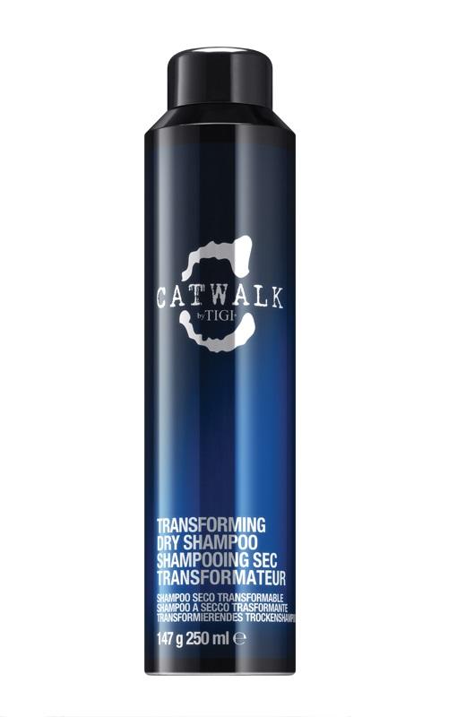 TIGI Шампунь сухой / CATWALK Transforming Dry Shampoo 250 мл -  Шампуни