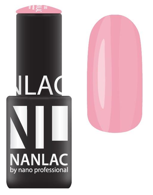NANO PROFESSIONAL 2177 гель-лак для ногтей, сладкое безумие / NANLAC 6 мл