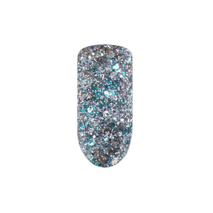 Купить IRISK PROFESSIONAL 60 гель-лак для ногтей / IRISK Glossy Platinum, 5 мл, Синие