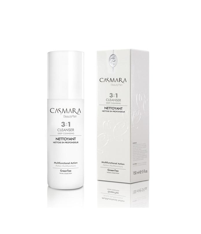 CASMARA Средство для удаления макияжа с зеленым чаем 150 мл - Особые средства