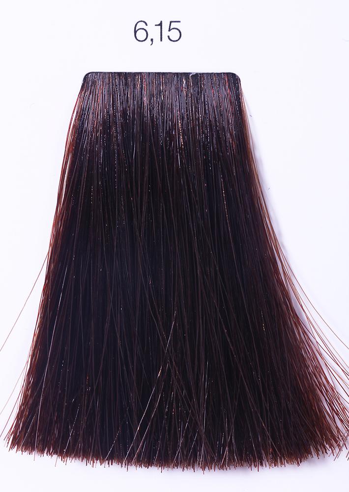 LOREAL PROFESSIONNEL 6.15 краска для волос / ИНОА ODS2 60грКраски<br>INOA - первый краситель, позволяющий достичь желаемых результатов окрашивания, окрашивать тон в тон, осветлять волосы на 3 тона, идеально закрашивает седину и при этом не повреждает структуру волос, поскольку не содержит аммиака. Получить стойкие, насыщенные цвета позволяет инновационная технология Oil Delivery System (ODS) система доставки красителя при помощи масла. Благодаря удивительному действию системы ODS при нанесении, смесь, обволакивая волос, как льющееся масло, проникает внутрь ткани волос, чтобы создать безупречный цвет. Уникальность системы ODS состоит также в ее умении обогащать структуру волоса активными защитными элементами, который предотвращает повреждения и потерю цвета.  После использования красителя окислением без аммиака Inoa 4.20 от LOreal Professionnel волосы приобретают однородный насыщенный цвет, выглядят идеально гладкими, блестящими и шелковистыми, как будто Вы сделали окрашивание и ламинирование за одну процедуру.  Способ применения: Приготовьте смесь из красителя Inoa ODS 2 и Оксидента Inoa ODS 2 в пропорции 1:1. Нанесите смесь на сухие или влажные волосы от корней к кончикам. Не добавляйте воду в смесь! Подержите краску на волосах 30 минут. Затем тщательно промойте волосы до получения чистой, неокрашенной воды.<br><br>Цвет: Корректоры и другие<br>Типы волос: Для всех типов