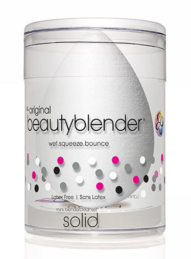 BEAUTYBLENDER Набор косметический (Beautyblender Pupe + Blendercleanser Solid 15гр) beautyblender спонж original и мини мыло для очистки solid blendercleanser