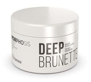Купить FRAMESI Маска для темных оттенков волос / MORPHOSIS DEEP BRUNETTE TREATMENT 200 мл