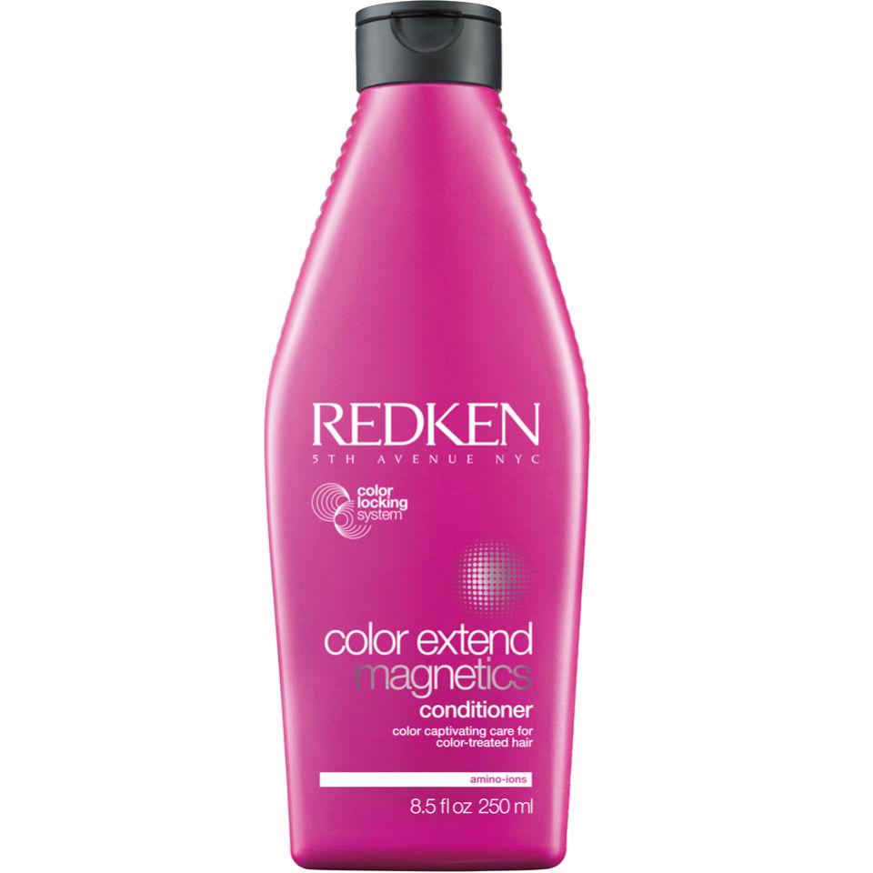 REDKEN Кондиционер с амино-ионами для защиты цвета и ухода за окрашенными волосами / COLOR EXTEND 250 мл