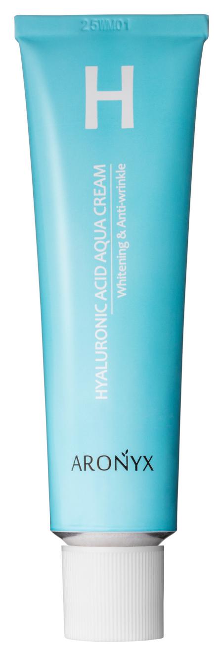 Купить MEDI FLOWER Крем увлажняющий с гиалуроновой кислотой и пептидами для лица / Aronyx 50 мл