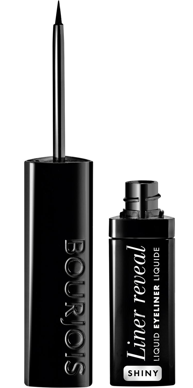 BOURJOIS Подводка жидкая для глаз 01 / Liquid Liner
