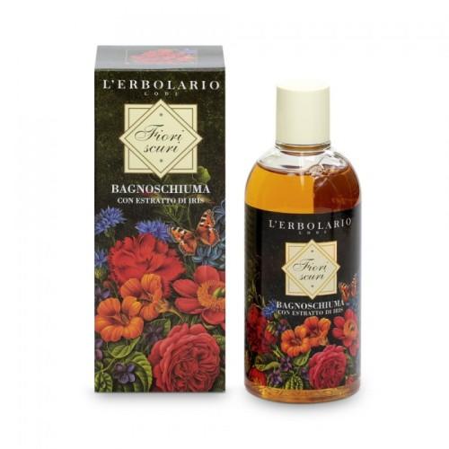 LERBOLARIO Пена для ванн Темные цветы 250 мл