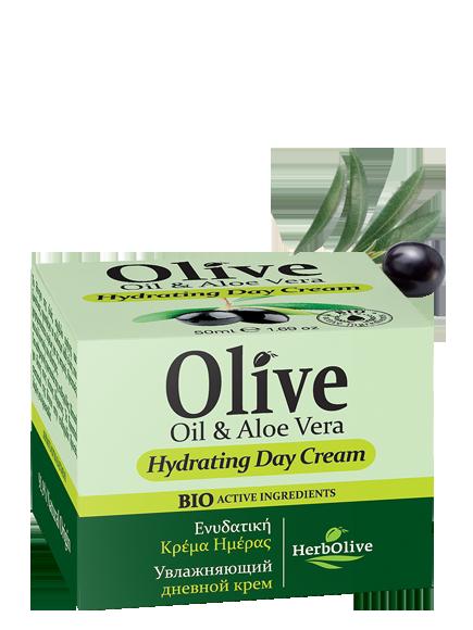 MADIS Крем дневной увлажняющий с алоэ-вера / HerbOlive 50 млКремы<br>Оливковое дерево, символ мира и жизненных сил, предлагает драгоценное оливковое масло, которое широко используется для медицинских и косметических целей. Такие ингредиенты как: оливковое масло, пантенол, масло ши, миндальное масло, аллантоин, натуральные гидраты - питают кожу, разглаживают морщины и обладают мощными антиоксидантными свойствами. Подходит для всех типов кожи и является идеальным средством для ежедневного ухода. Активные ингредиенты увлажняют кожу и придают ей свежий здоровый вид. Активные ингредиенты: масло оливы, пантенол, масло ши, миндальное масло, аллантоин, натуральные гидраты и алоэ вера. Способ применения: ежедневно.<br><br>Объем: 50 мл<br>Вид средства для лица: Увлажняющий<br>Назначение: Морщины<br>Время применения: Дневной