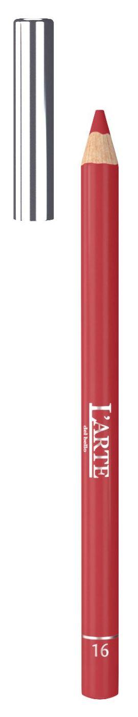 LARTE DEL BELLO Карандаш для губ, тон 16 / PROFESSIONALE 1,12 г - Карандаши