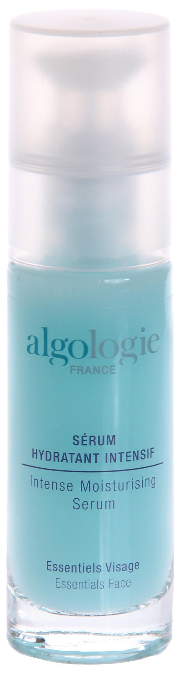 ALGOLOGIE Сыворотка интенсивно увлажняющая 30млСыворотки<br>Жидкий гель с высокой проникающей способностью для обезвоженной кожи. Действие: Высокоэффективный состав сыворотки обеспечивает оптимальное увлажнение кожи, восстанавливает ее защитную гидролипидную пленку. Активные ингредиенты: увлажняющий биокомплекс &amp;ndash; 5% (экстракты окопника и индийского подорожника, гидролизат протеинов пшеницы), аминокислоты (глутамин, пролин, лейцин, серин), мукополисахариды &amp;ndash; 4% (ходроинтинсульфат натрия, гиалуронат натрия), кодиавален. Домашнее применение: взболтать перед применением. Наносить небольшое количество сыворотки легкими массажными движениями до полного впитывания утром и/или вечером на очищенную кожу лица, шеи и декольте. Затем использовать Крем защитный увлажняющий или Крем регенерирующий от морщин с ДНК.<br><br>Объем: 30<br>Вид средства для лица: Увлажняющий<br>Типы кожи: Сухая и обезвоженная<br>Назначение: Морщины<br>Консистенция: Жидкая