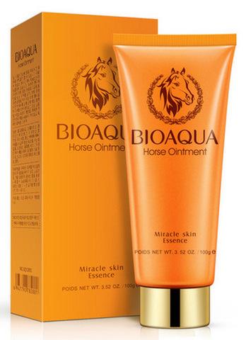 BIOAQUA Пенка для умывания / Horseoil 100 г