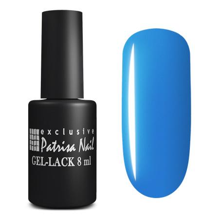 Купить PATRISA NAIL 166 гель-лак для ногтей, синяя тональность / Axios Gel 8 мл, Синие