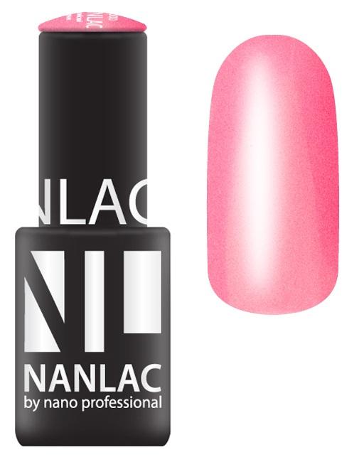 NANO PROFESSIONAL 2092 гель-лак для ногтей, королевство гренада / NANLAC 6 мл