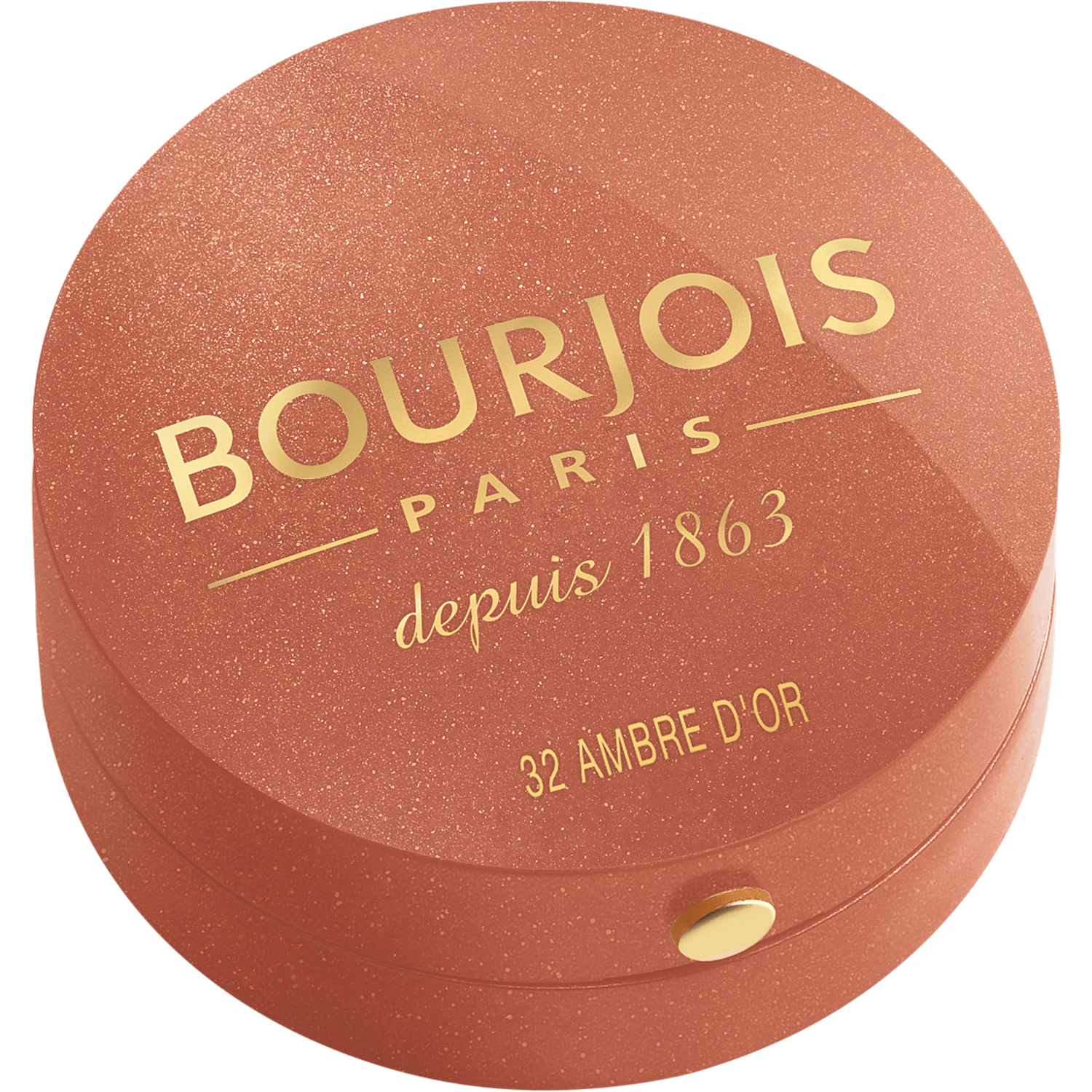 BOURJOIS Румяна для лица 32 / Blusher ambre d`or - Румяна