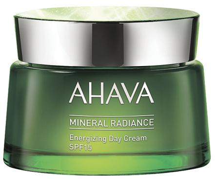 AHAVA Крем минеральный дневной придающий сияние и энергию SPF 15 / Mineral Radiance 50 мл