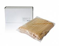 CRISTALINE Шпатели деревянные для эпиляции 15,24см 100шт от Галерея Косметики