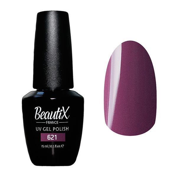 BEAUTIX 621 гель-лак для ногтей 15 мл