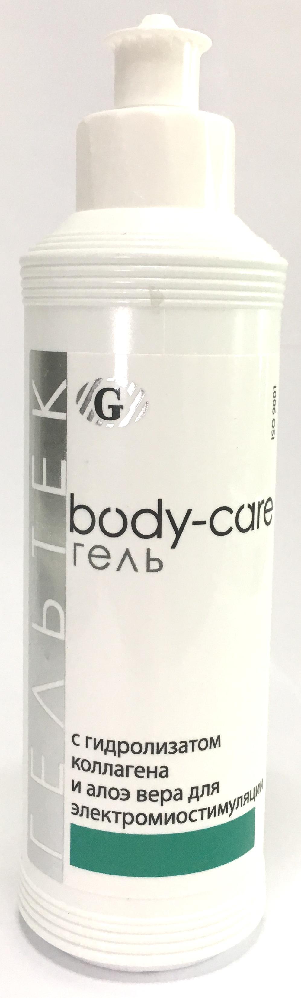 Гельтек гель косметический контактный с гидролизатом коллагена и алоэ вера для эмс / body 250 г