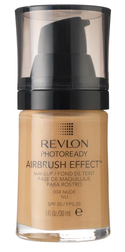 Купить со скидкой REVLON Крем тональный 004 / Photoready Airbrush Effect Makeup Nude