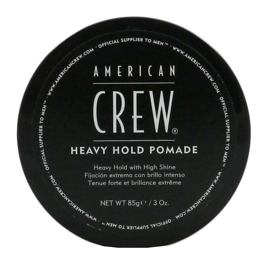 Купить AMERICAN CREW Помада сильной фиксации, для мужчин / CREW HEAVY HOLD POMADE 85 г