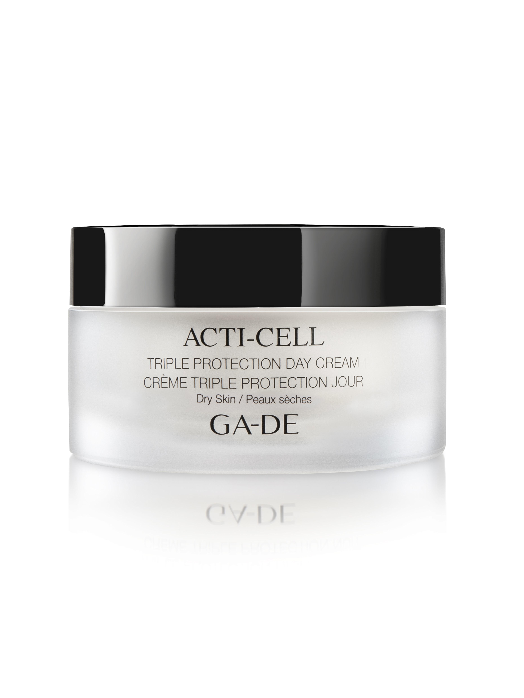 GA-DE Крем дневной с тройной защитой (для сухой кожи) / ACTI-CELL 50мл